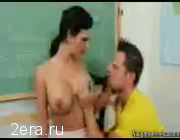 Free download Teacher with big Tits gave Blowjob and mp4